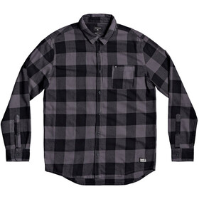 Quiksilver Motherfly LS Shirt Men irongate motherfly